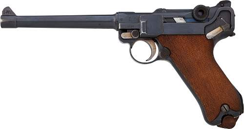My 1917 Navy Luger