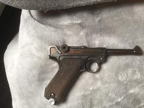 My 1941 Byf Luger