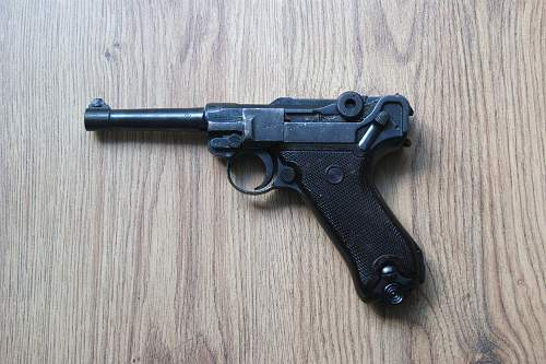 1938 S/42 Luger