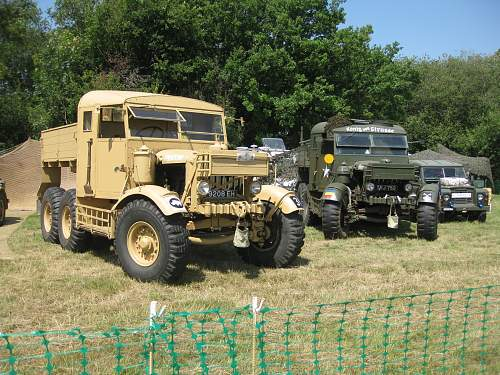 War and Peace Revival Show (UK) 2019