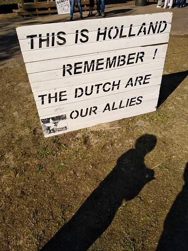 75 years ago, Remenbrance of Market Garden, Sept. 15-21, 2019, (B/NL)