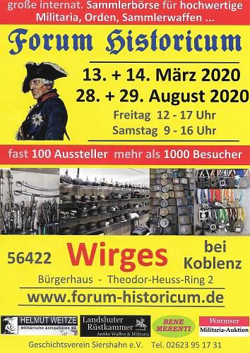 Forum historicum in Koblenz (Germany)