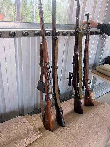 WA Arms and Armour Society Collectable Rifle Shoot