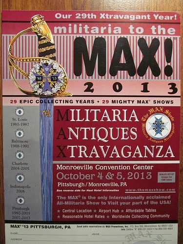 Max show  2013