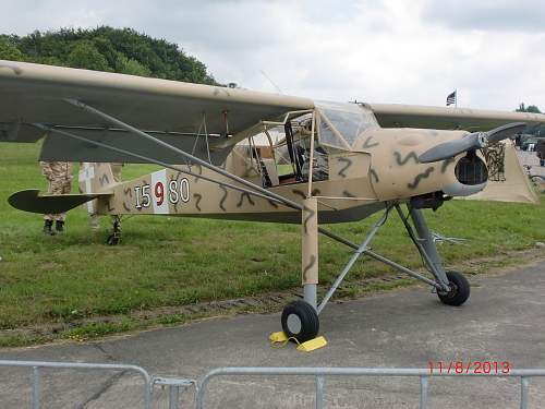 Wings and Wheels Ursel Airfield