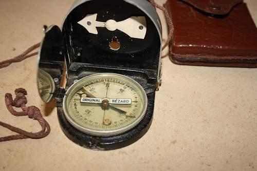 ww2 german compass