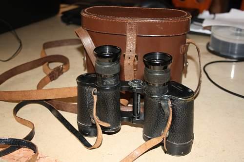 ww2 british binoculars