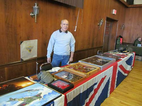 Vfw show in hasbrouck heights n.j.