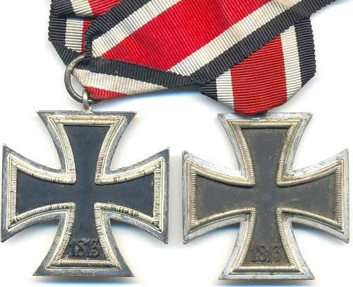 Seeking for original Iron Cross medal 1939