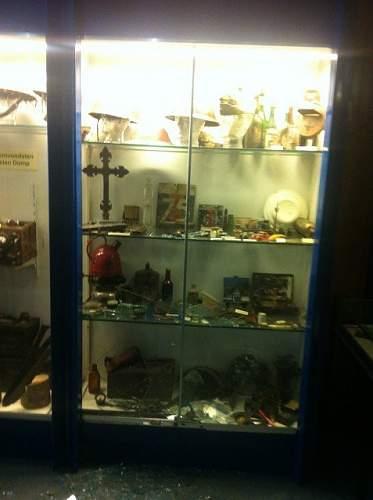 Dutch Museum Burglarized - WWII materials stolen.