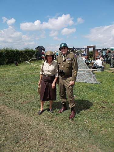 Yorkshire Wartime Experience
