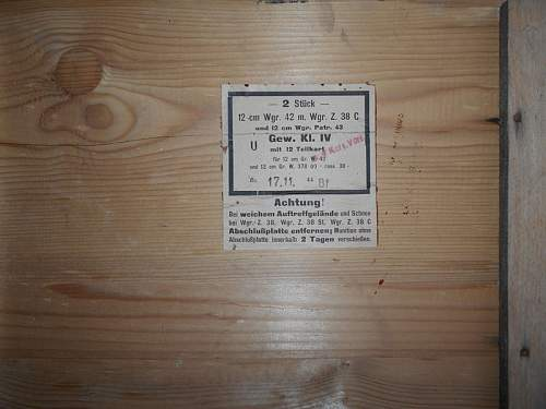 Click image for larger version.  Name:12cm Ammo Box - 2nd Internal label.jpg Views:119 Size:113.2 KB ID:864472