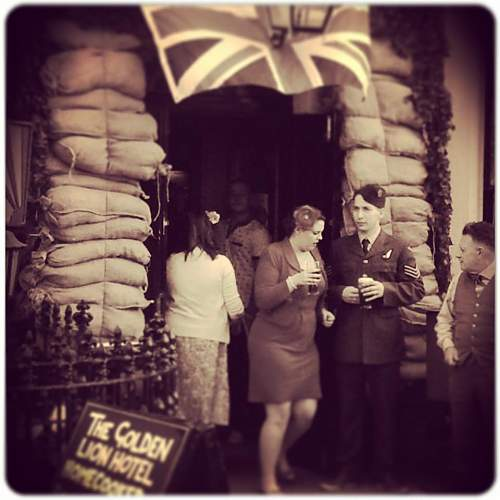 Leyburn, North Yorkshire - 1940's Weekend