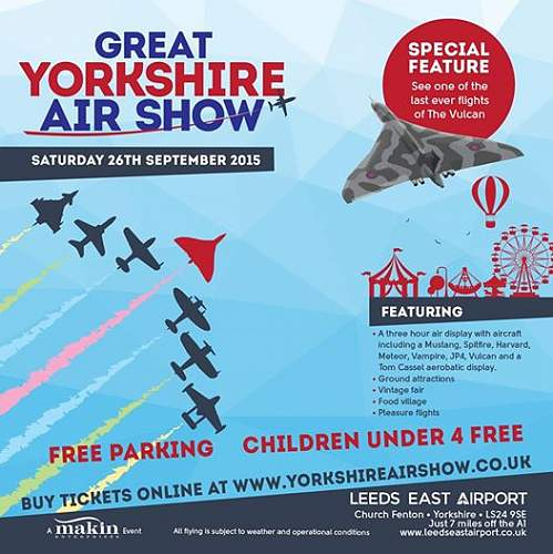 The Great Yorkshire Airshow