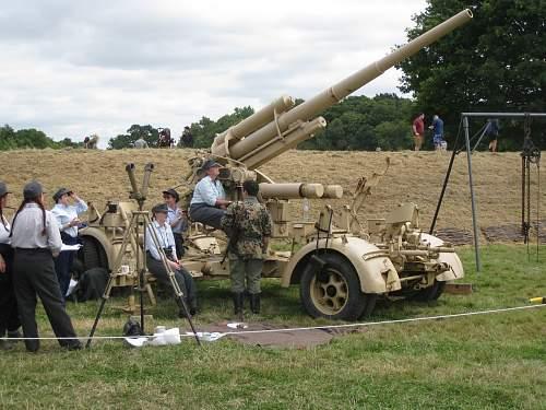 Military World Show - Hop Farm (UK) 2016