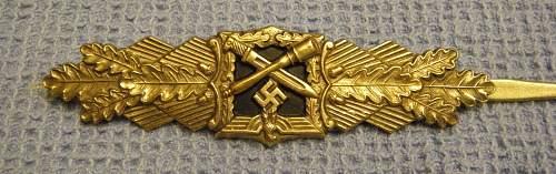 Click image for larger version.  Name:Close Combat bar bronze.JPG Views:79 Size:211.3 KB ID:195193