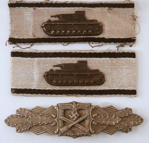 Nahkampfspange/Close Combat Badge by FLL plus  TD Badges.