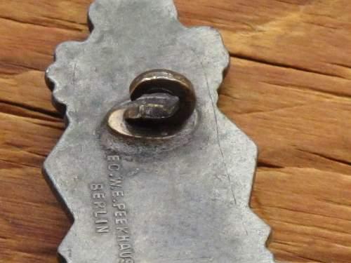 Nahkampfspange Bronze Class   Close Combat Clasp (CCC)