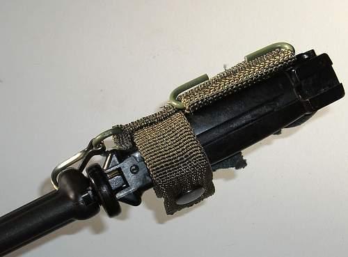 "Caution! Fake ""UTV carrying system"" bayonet frog !"