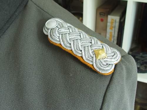 DDR NVA Major's tunic