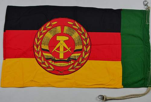 Border Guards Flag - Opinons Please!