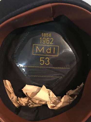 Unknown DDR Mdi visor 1962
