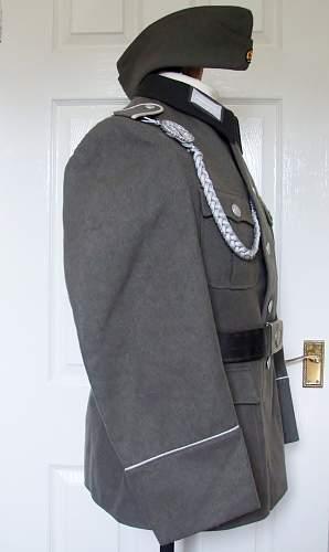 Early NVA tunic