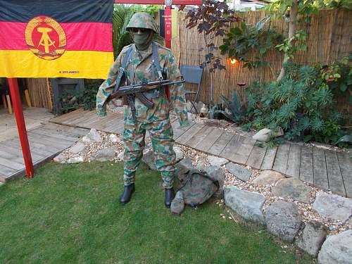 NVA Blumentarn field uniform