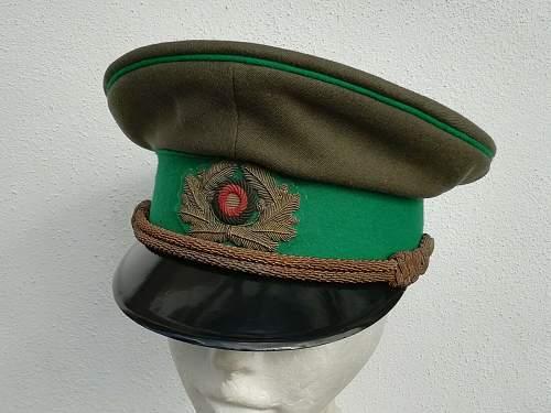 1950s-60s KVP/VoPo Visors