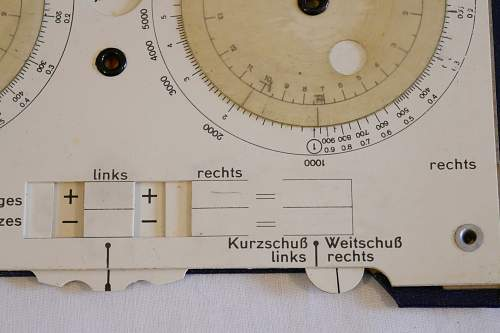 DDR NVA indirect fire plotters