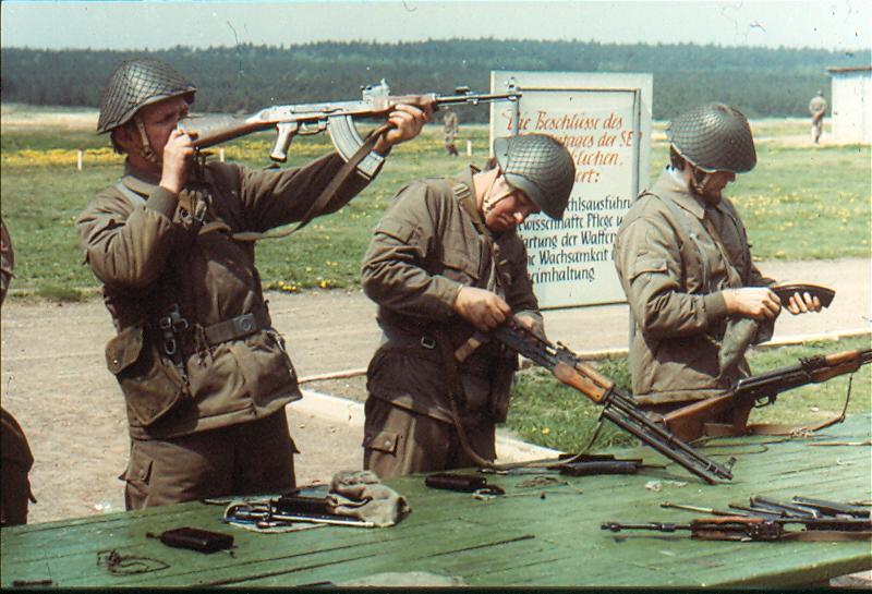 east german km 87 bayonet