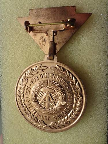 NVA Reservists Medal