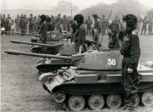 east german militaria