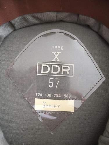 Fake DDR Visors