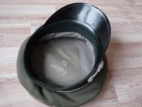 M-1956 Visor Thread