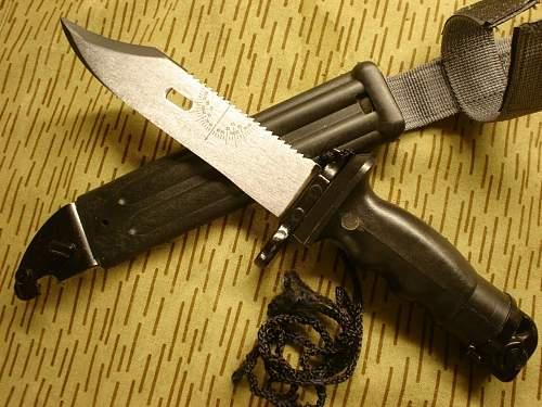 NVA Kampfmesser 87