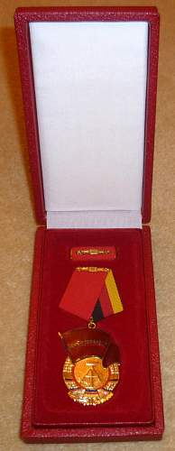 East German Daggers, Insignia and Collectables