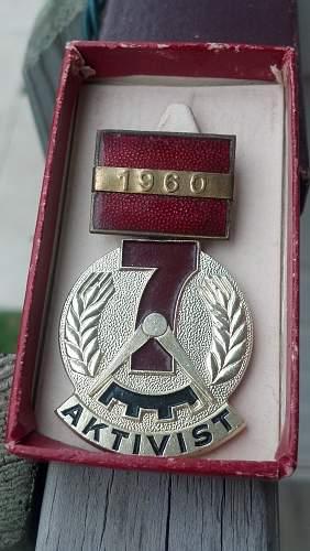 I.D. needed for NVA/DDR badge..............