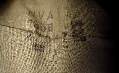 "NVA ""Cold War"" Collection 1956 - 1990"