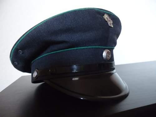 DDR Civil Visors