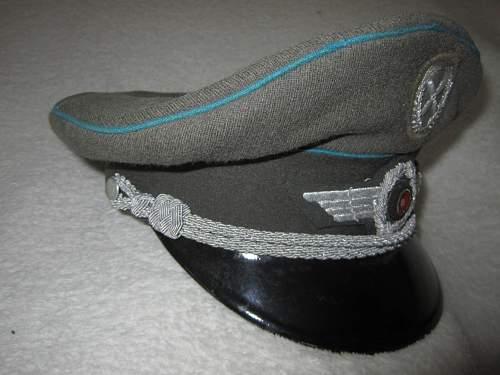 M-1956 Visor Thread