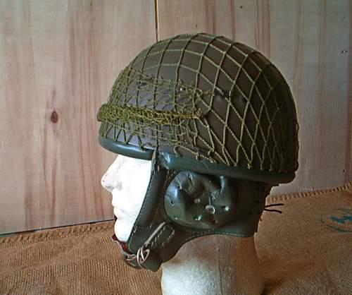 DDR Para Helmet Nets