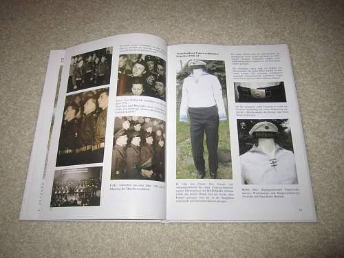 """Book on DDR Uniforms/Headgear: """" UNIFORMEN der DVP - HVA - DGP - FEUERWEHR 1945-57 """""""