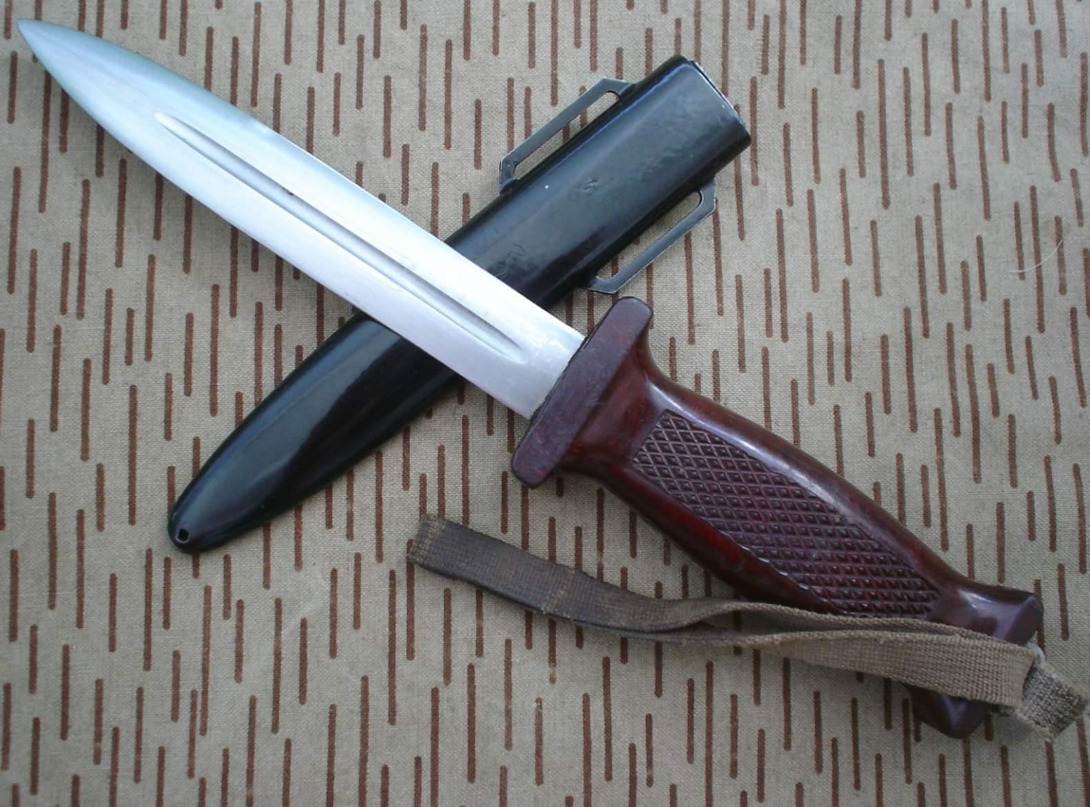 Nva Quot Kampfmesser 66 Quot