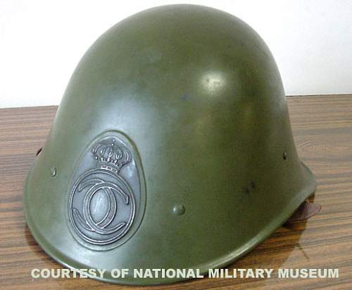 Question: about  helmet