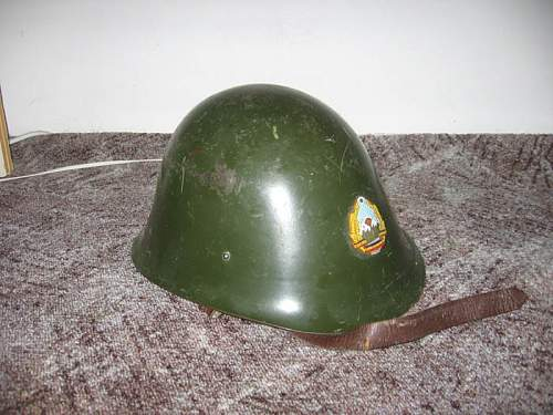 Click image for larger version.  Name:Romanian M73 with badge.jpg Views:489 Size:97.4 KB ID:93827