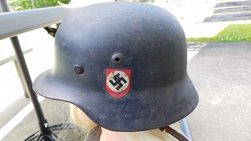 SS Helmet authentication new member