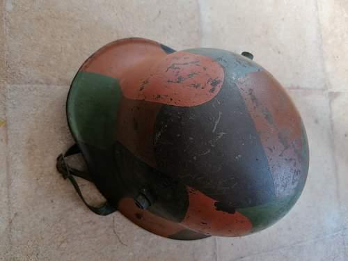 Help Identifying Helmet