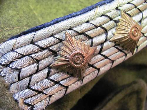 RAD Officer's Tunic - Custom Variant for Oberstfeldmeister