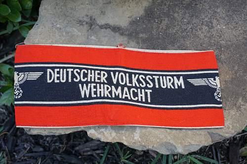 Click image for larger version.  Name:Armband Deutsche Volksstrum 1.jpg Views:16 Size:339.3 KB ID:1002110